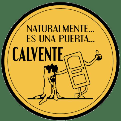 Logo Puertas Calvente